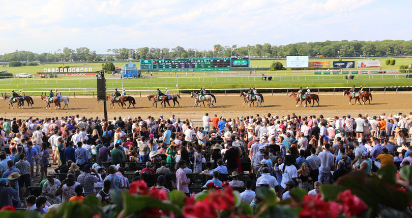 Belmont and Yonkers to offer cross-breed, all-stakes Pick 4 on October 13