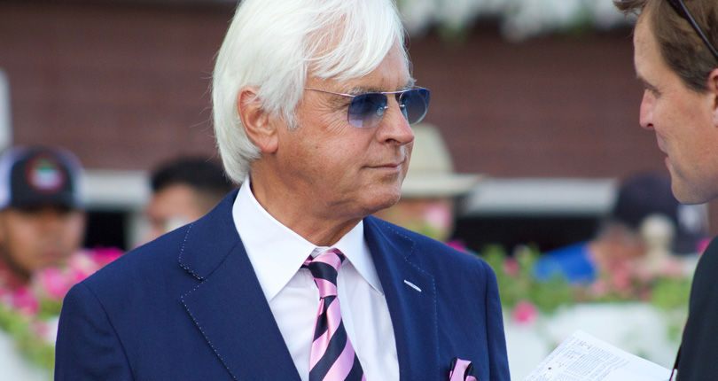 Baffert pays tribute to late friend following McKinzie's victory in Saturday's G1 Whitney; Game Winn